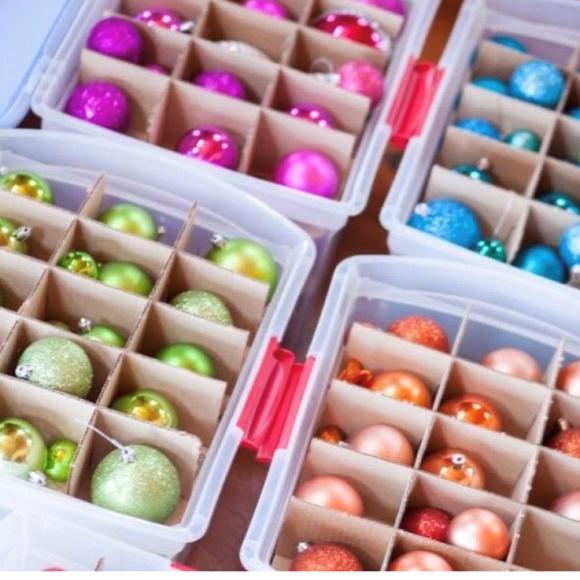 guardar nadal bolas caixa